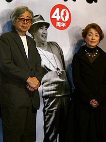 渥美清13回忌。「男はつらいよ」誕生40周年イベント発表会