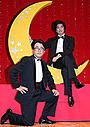 三谷監督と佐藤浩市が絶妙なかけあいを披露!「ザ・マジックアワー」試写会