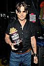 ジョニー・デップ2冠!MTV映画賞は「トランスフォーマー」に