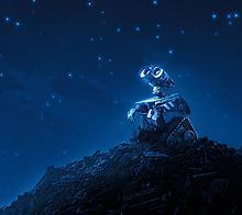 ピクサー新作「WALL・E」の宇宙遊泳シーンの特別映像が公開!