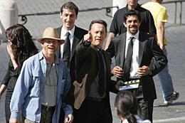 トム・ハンクス主演作「天使と悪魔」がローマの観光スポットに!