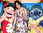 6月26日は「スティッチの日」、ハワイ風セレモニーに長谷川理恵も登場