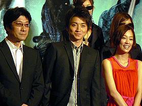 藤原竜也、松田優作のための映画に主演。「カメレオン」完成セレモニー