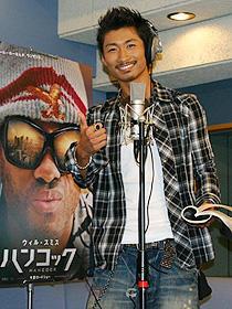 MAKIDAIが「ハンコック」吹替えでウィル・スミスをサポート