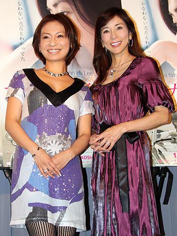 川島なお美、結婚1周年間近に「いつまでも夫に恋していたい」