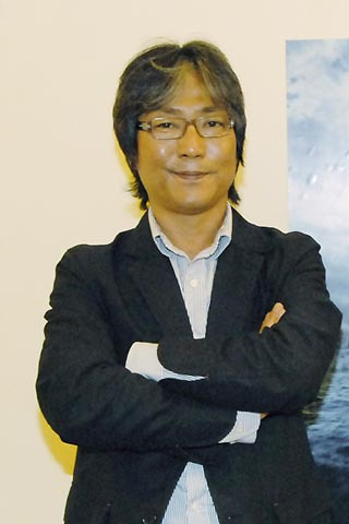 初の日韓合作映画に挑んだキム・テギュン監督「彼岸島」