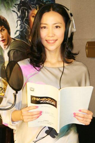 木村佳乃、メドゥーサ役も「石になりたい」