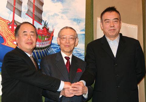 総額2億円「遣唐使船復元プロジェクト」始動、映画化も視野に