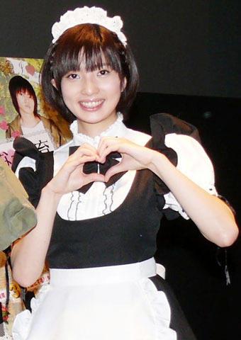 3D版「完全なる飼育」主演の亜矢乃「メイド服恥ずかしかった」