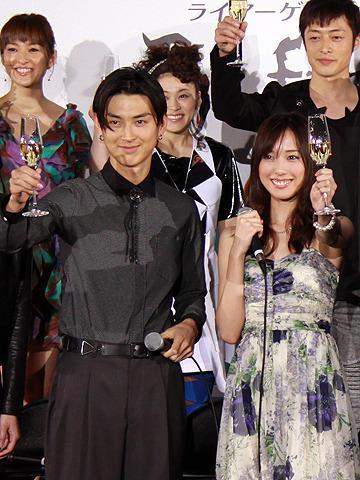 戸田恵梨香「あくまで『ライアーゲーム』」と自信 松田翔太は「どや顔見て」