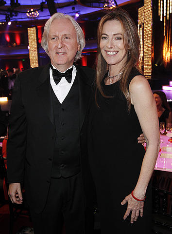 キャメロン監督、オスカー作品賞は「アバター」に、監督賞は元妻にとの意向