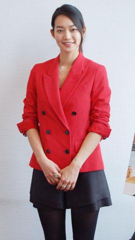 シン・ミナ、韓国映画祭イベントで「女優としての欲が出てきた」