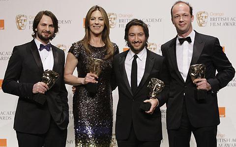 英国アカデミー賞は「ハート・ロッカー」が圧勝!「アバター」を沈める