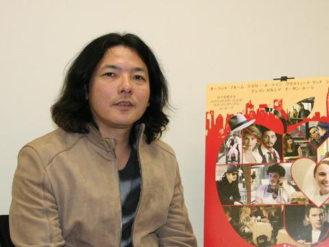 岩井俊二、ハリウッド進出作「ニューヨーク、アイラブユー」で至福の体験