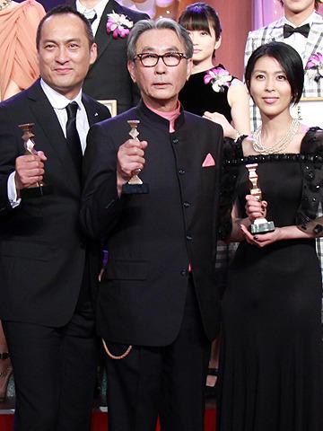 日本アカデミー賞「劔岳」が6冠 作品賞は「沈まぬ太陽」