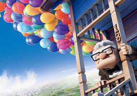「カールじいさんの空飛ぶ家」が長編アニメーション賞「カールじいさんの空飛ぶ家」