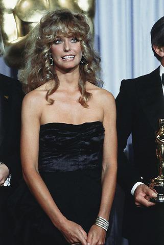 80年のアカデミー賞授賞式には プレゼンターとして登場