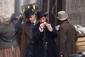 「シャーロック・ホームズ」に続くアクション大作に?「シャーロック・ホームズ」