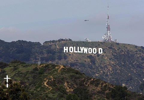 ハリウッドに続け!ニュージーランド首都に「ウェリウッドサイン」建設