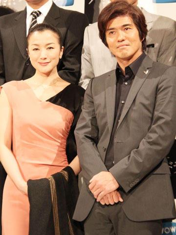 鈴木京香、女刑事の役作りは「やさぐれ刑事」「野獣刑事」