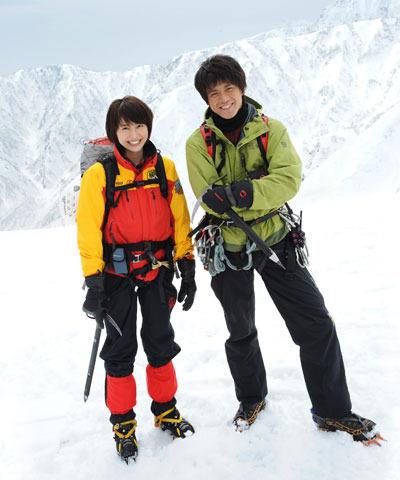 小栗旬&長澤まさみ「岳-ガク-」で7年ぶり映画共演