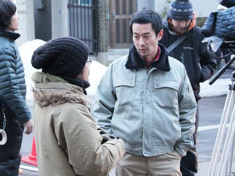 加瀬亮、主演最新作「海炭市叙景」で初の父親役に意欲新た