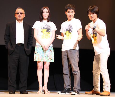 井筒監督、沖縄で青春映画への熱い思い吐露