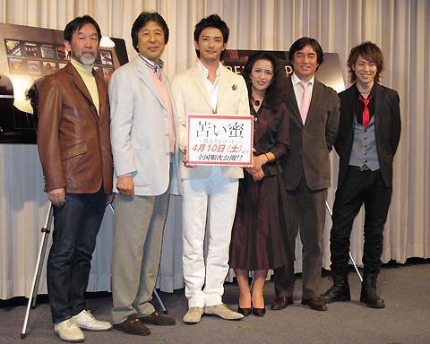 金子昇、俳優志すきっかけは「バック・ビート」