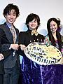 大泉洋、37歳の誕生日も「精神年齢は小学生」