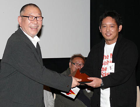 入江悠監督、第50回日本映画監督協会新人賞受賞に「胸がいっぱい」