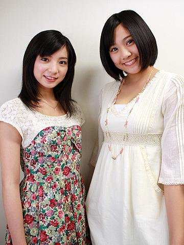 入来茉里&田中あさみ「海の金魚」であわや一大事の撮影を乗り切る