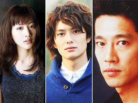 綾瀬、岡田、堤が「プリンセス・トヨトミ」の秘密に迫る