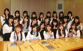 AKB48、番組史上最多24人で初回...