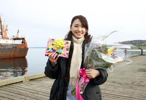 ガッキー主演「ハナミズキ」3カ国ロケ経てオールアップ
