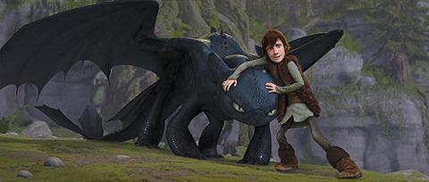 ドリームワークス「ヒックとドラゴン」続編が早くも決定 2013年公開へ