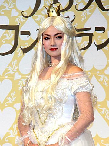 深田恭子「アリス」白の女王役で声優初挑戦