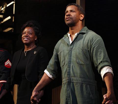 オスカー俳優デンゼル・ワシントンのブロードウェイ舞台に賛否両論