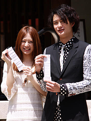 北川景子、恋みくじで大吉 縁談は友人から持ち込まれる?
