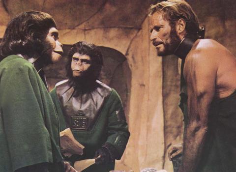 「猿の惑星」シリーズ最新作、2011年6月公開へ