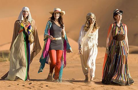 「SATC2」秘話 ロケ地はアブダビでなく実はモロッコ