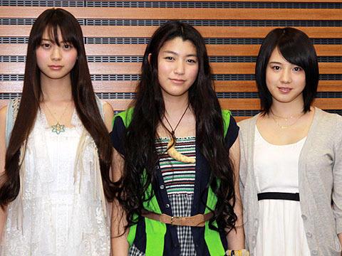成海璃子、山下リオ、桜庭ななみの「書道ガールズ!!」トリオが得たもの