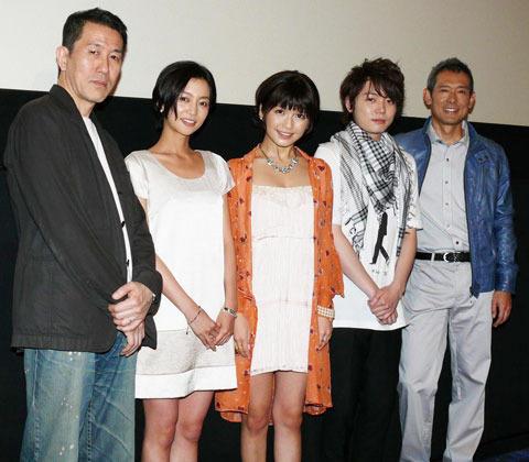 AAA宇野実彩子、初主演作公開で早くも続編に意欲