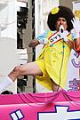 「矢島美容室」街頭演説で続編製作を猛アピール