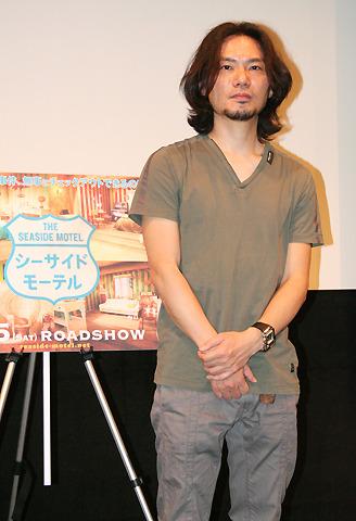「シーサイドモーテル」守屋監督、麻生久美子にメロメロ