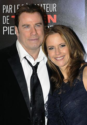 悲劇から1年半、ジョン・トラボルタの妻ケリー・プレストンが妊娠