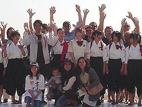 観光客も大喜び!「書道ガールズ!! わたしたちの甲子園」