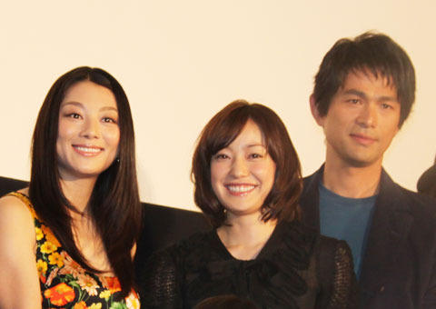 菅野美穂&小池栄子、江口洋介にメロメロも「バチが当たった」