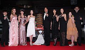 シャンパンで乾杯!「告白(2010)」