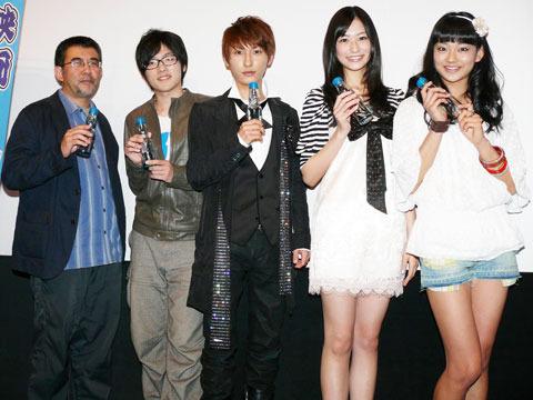 AAA與真司郎、映画初主演も「暗い役多い」と悩み吐露