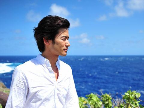 竹野内豊、3年ぶり主演映画「太平洋の奇跡」で実在の日本兵に